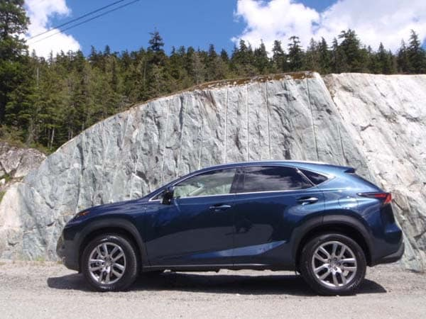 2015 Lexus NX First Review: Mission Probable 34