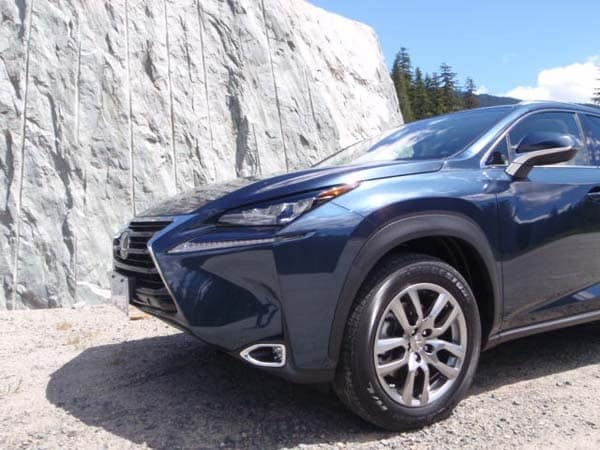 2015 Lexus NX First Review: Mission Probable 35