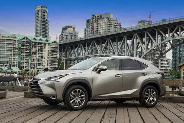 2015 Lexus NX First Review: Mission Probable 21