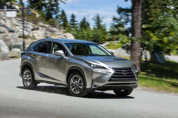 2015 Lexus NX First Review: Mission Probable 23