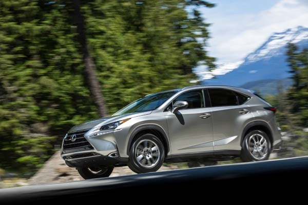 2015 Lexus NX First Review: Mission Probable 24