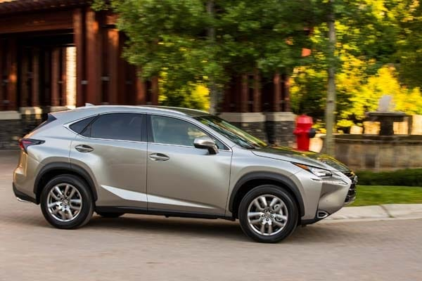 2015 Lexus NX First Review: Mission Probable 28