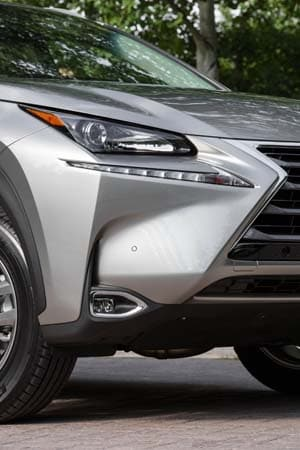 2015 Lexus NX First Review: Mission Probable 30