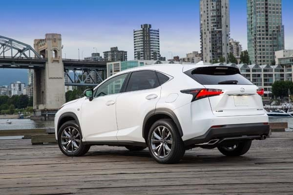2015 Lexus NX First Review: Mission Probable 18