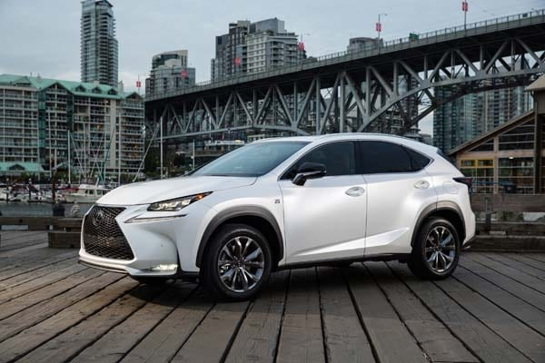 2015 Lexus NX First Review: Mission Probable 17
