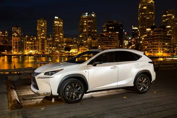2015 Lexus NX First Review: Mission Probable 20
