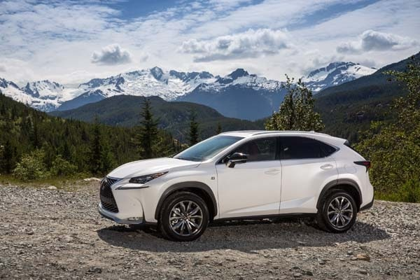 2015 Lexus NX First Review: Mission Probable 19