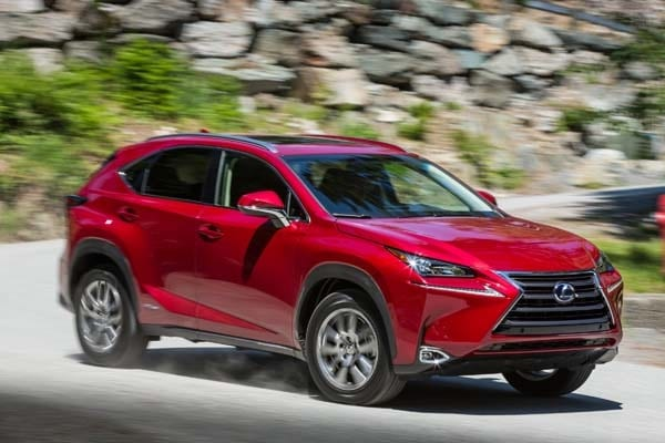 2015 Lexus NX First Review: Mission Probable 2