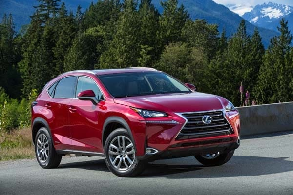 2015 Lexus NX First Review: Mission Probable 1