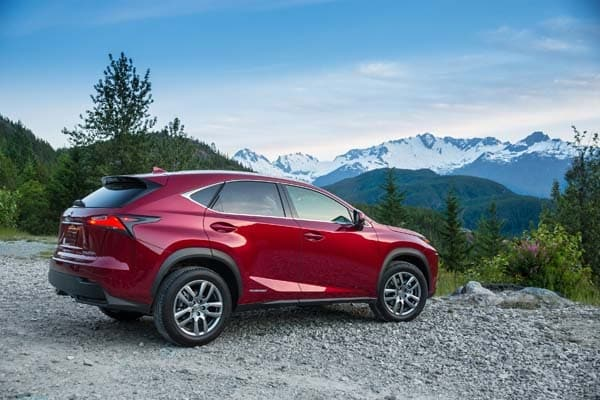 2015 Lexus NX First Review: Mission Probable 5