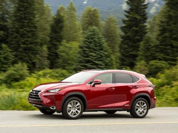 2015 Lexus NX First Review: Mission Probable 4