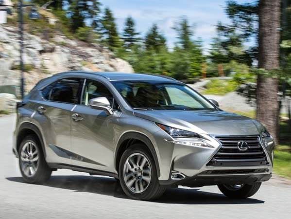 2015 Lexus NX lineup to open at $35,405 - Kelley Blue Book