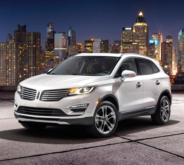 2015 Lincoln MKC Crossover Unveiled
