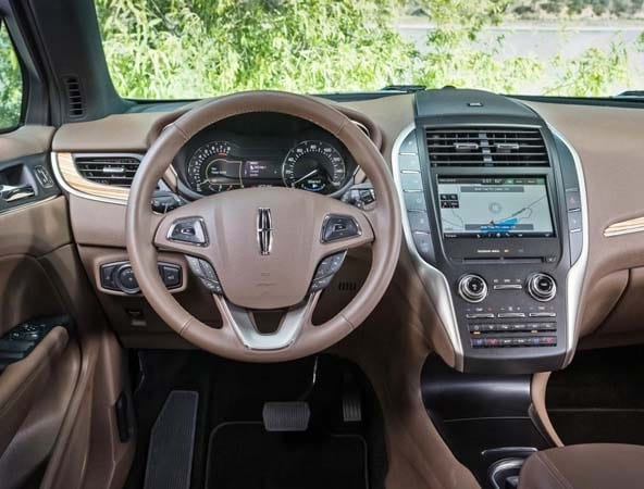 2015 Lincoln MKC First Review: Right place, right time, right on 13