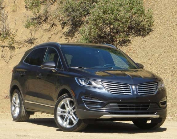 2015 Lincoln MKC First Review: Right place, right time, right on 5