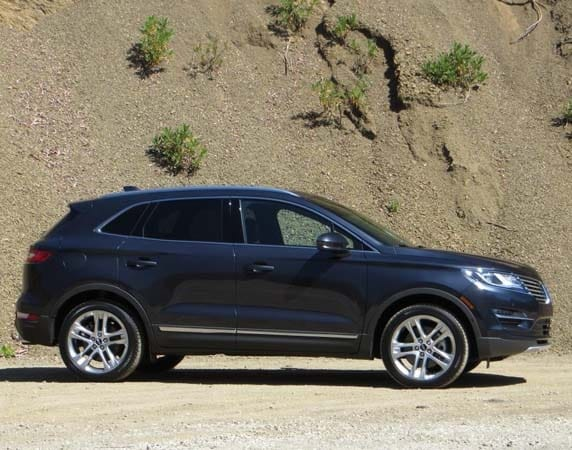2015 Lincoln MKC First Review: Right place, right time, right on 6