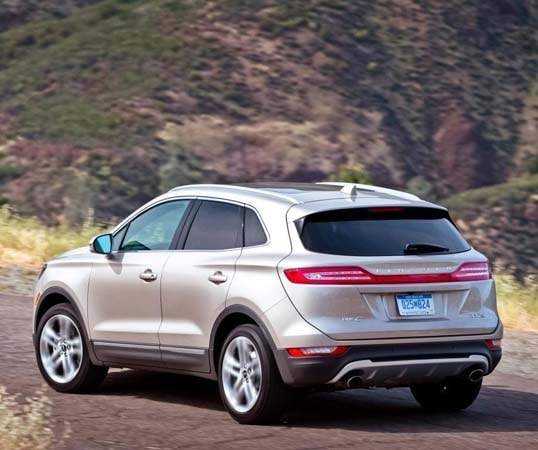 2015 Lincoln MKC First Review: Right Place, Right Time