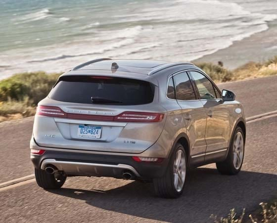 2015 Lincoln MKC First Review: Right place, right time, right on 4