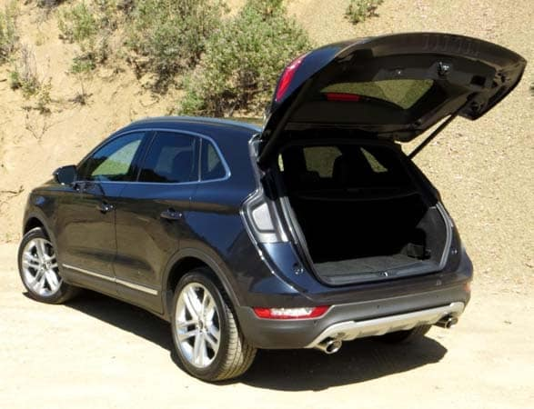 2015 Lincoln MKC First Review: Right place, right time, right on 9