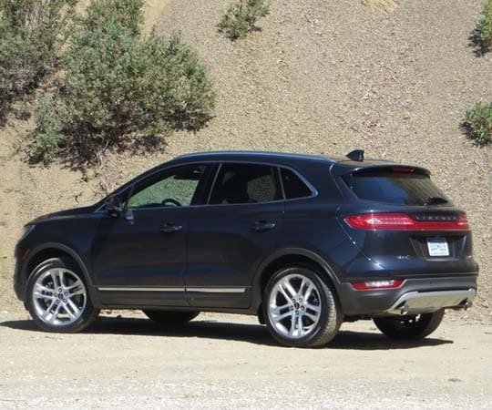2015 Lincoln MKC First Review: Right place, right time, right on 7