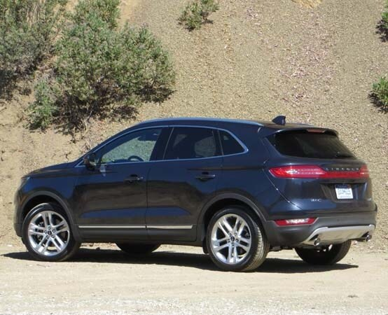 2015 Lincoln MKC First Review: Right place, right time, right on - Kelley Blue Book