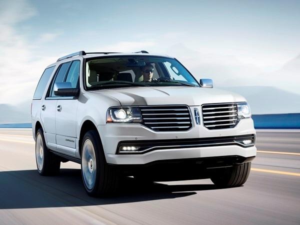 Lincoln Unveils 2015 Navigator Drops V8 For Ecoboost V6 Kelley