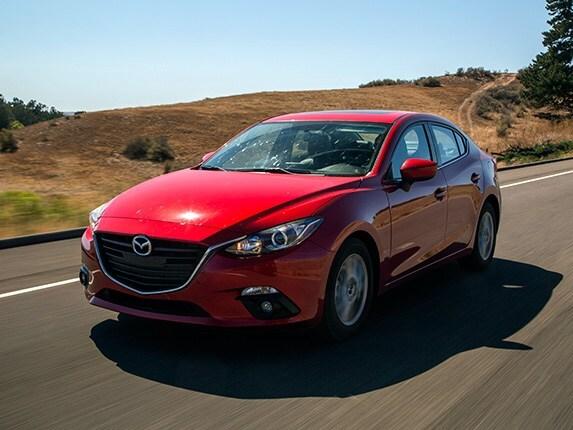 Compact Car Comparison 2017 Mazda3