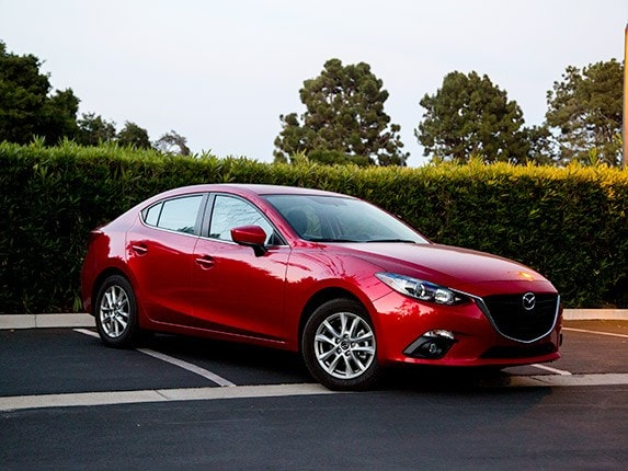 Mazda 3 comparison
