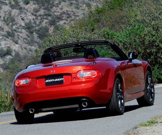 2015 mazda mx 5 miata and 25th anniversary edition models. Black Bedroom Furniture Sets. Home Design Ideas