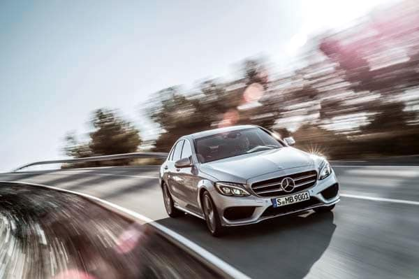 2015 Mercedes-Benz C-Class First Review: A Chip Off the Old S-Class Block 1