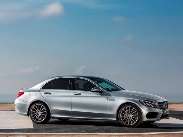 2015 Mercedes-Benz C-Class First Review: A Chip Off the Old S-Class Block