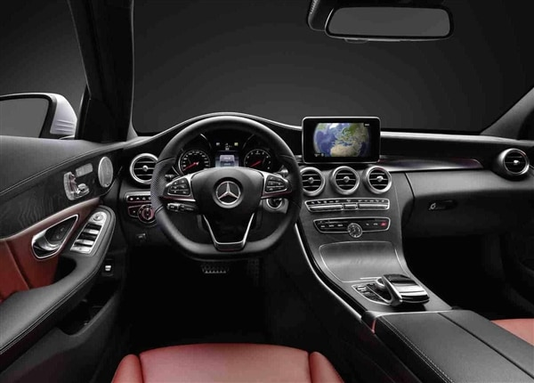 2015 mercedes benz c class previewed kelley blue book. Black Bedroom Furniture Sets. Home Design Ideas