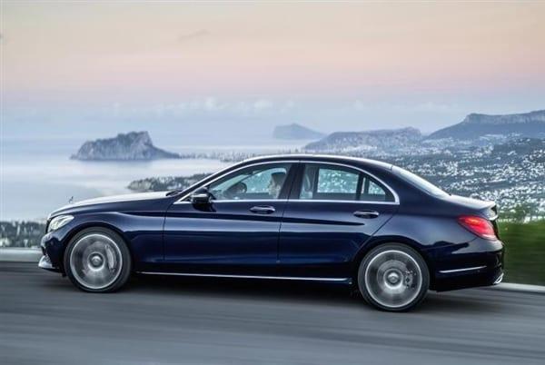 2015 Mercedes Benz C Class Is Bigger Bolder And More