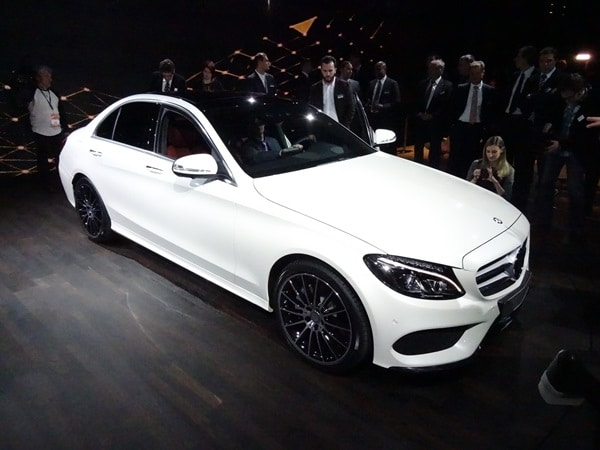 2015 Mercedes Benz C Class Is Bigger Bolder And More