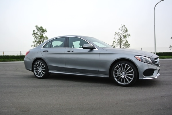 2015 mercedes benz c300 sedan quick take c class brims for How much do mercedes benz cost