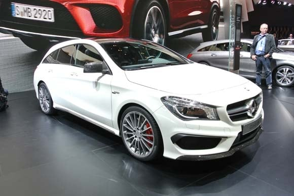 2015 Mercedes Benz Cla Shooting Brake A Wagon We Still