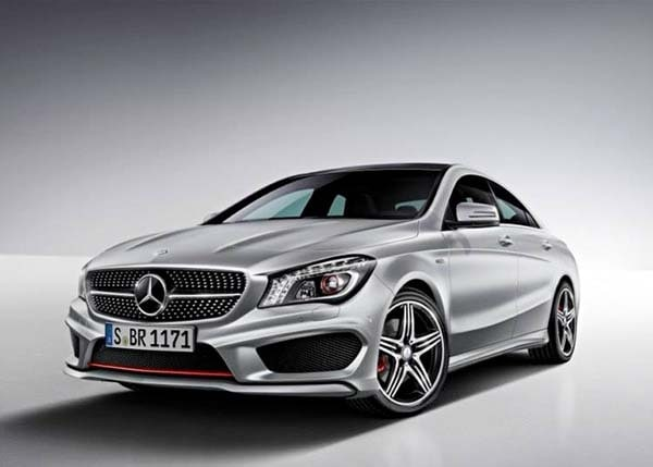 2015 mercedes benz cla250 sport package plus on tap. Black Bedroom Furniture Sets. Home Design Ideas