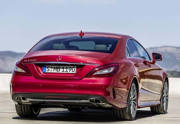 2015 mercedes benz cls class adds new cls400 and 9 speed auto kelley blue book. Black Bedroom Furniture Sets. Home Design Ideas