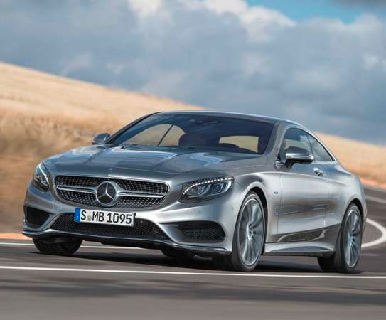 2015 Mercedes-Benz S-Class Coupe revealed 32