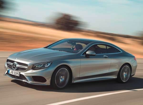 2015 Mercedes-Benz S-Class Coupe revealed 31