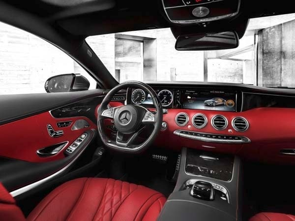 2015 Mercedes-Benz S-Class Coupe revealed 52