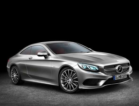 2015 Mercedes-Benz S-Class Coupe revealed 33