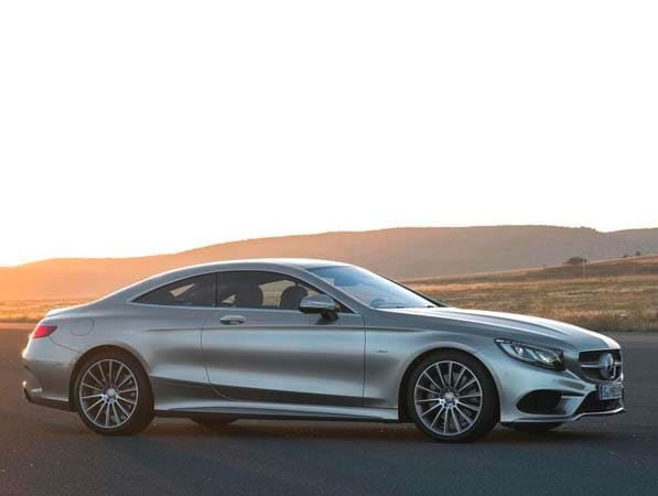 2015 Mercedes-Benz S-Class Coupe revealed 36