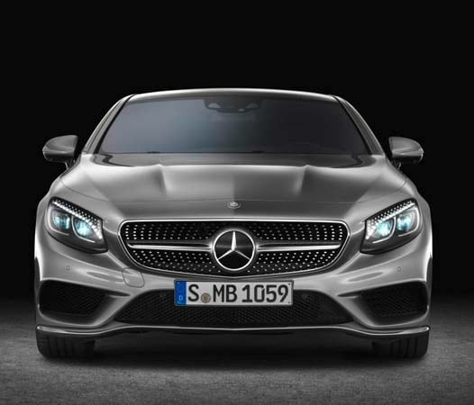 2015 Mercedes-Benz S-Class Coupe revealed 37