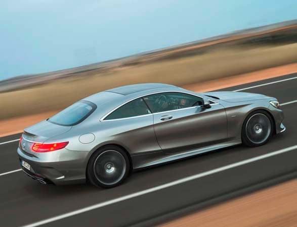 2015 Mercedes-Benz S-Class Coupe revealed 38