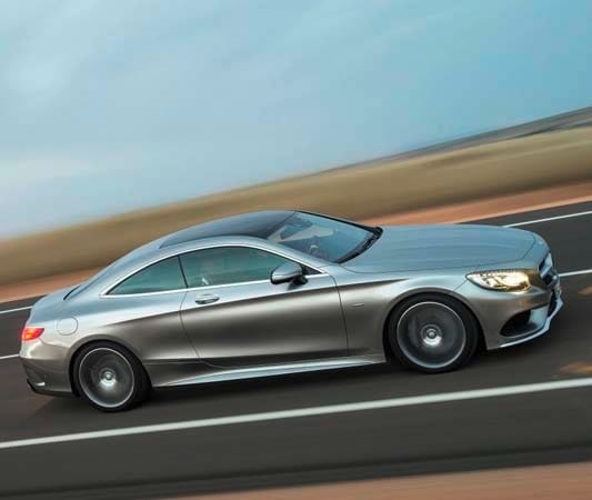 2015 Mercedes-Benz S-Class Coupe revealed 39