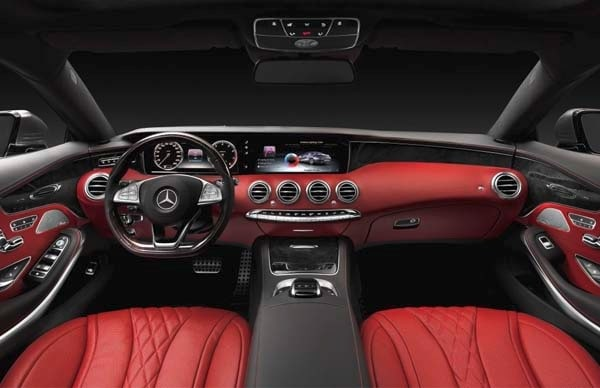 2015 Mercedes-Benz S-Class Coupe revealed 51