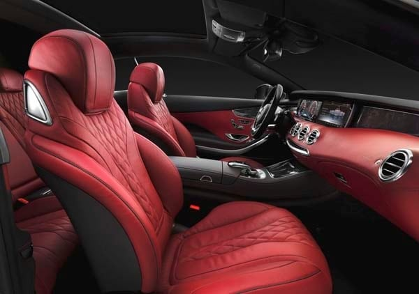 2015 Mercedes-Benz S-Class Coupe revealed 53