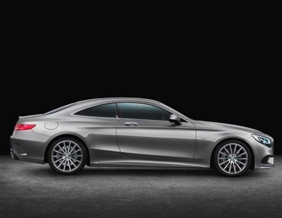 2015 Mercedes-Benz S-Class Coupe revealed 40