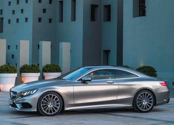 2015 Mercedes-Benz S-Class Coupe revealed 42